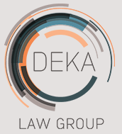 Deka Law Group footer logo - business succession strategies lawyer